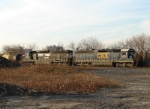 CSX 8974 & NS 1704